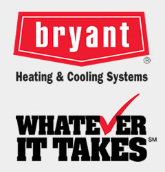 Bryant® Heating & Cooling Systems Authorized Dealer